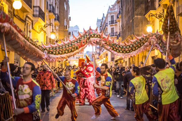 El Chinatown de Valencia