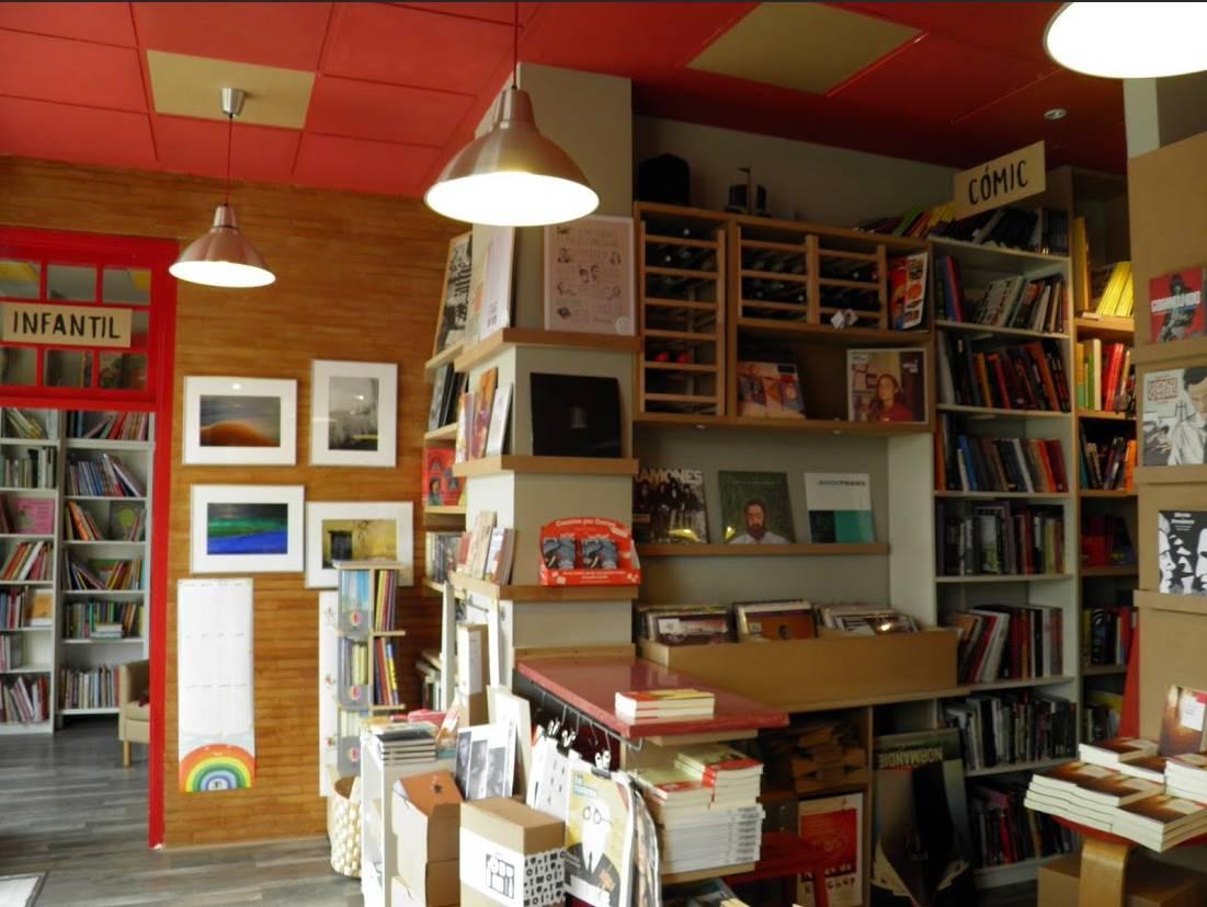 Sevilla libreria