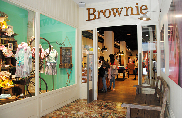 Shopping en Valencia: Brownie, made with love