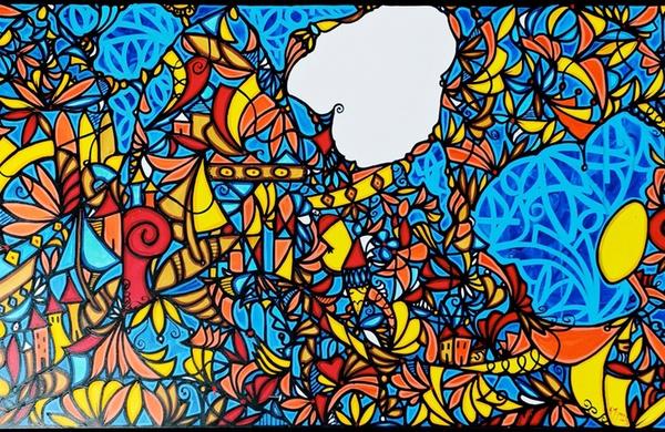 Mijares painting