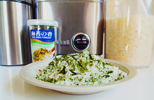 Until You've Sprinkled Furikake Over Rice, You Have Not Had Rice