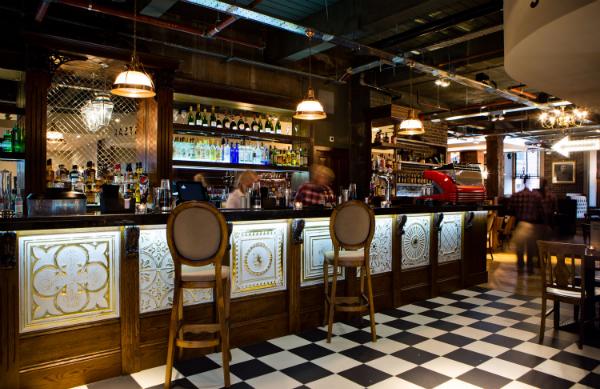 Glasgow Restaurants - NY American Grill