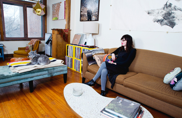 This Renowned Hairstylist's Home Proves Minimalism Isn't Everything