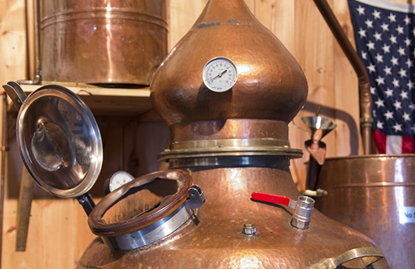 Today's Moonshiners Are Tomorrow's Distillers