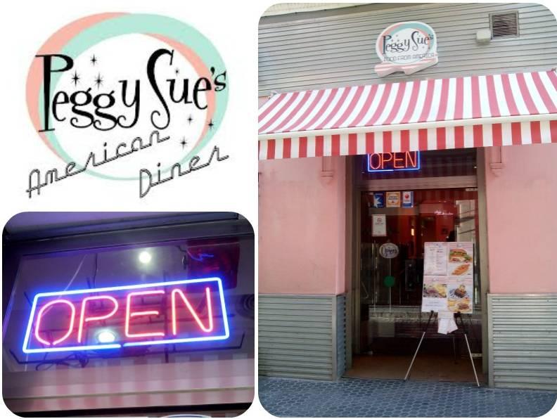 Peggy Sue's, comida americana en Sevilla
