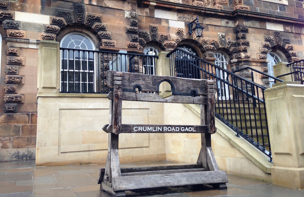 Crumlin Road Gaol - A Tour of the Crum