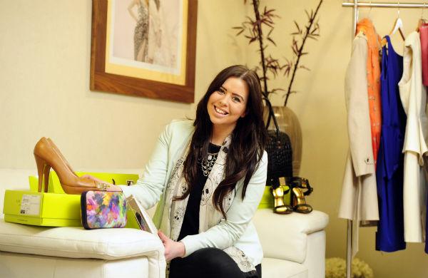 Rebecca McKinney Personal Shopper