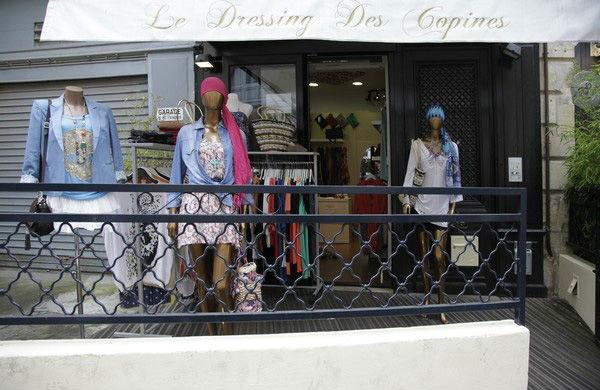 Le Dressing des Copines : prêt-à-porter hippie chic à Bordeaux