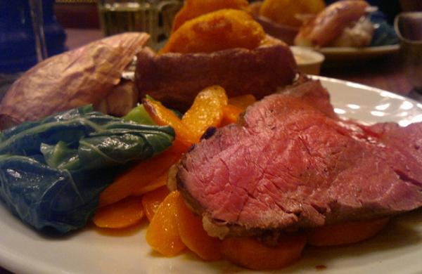 Hawksmoor Roast