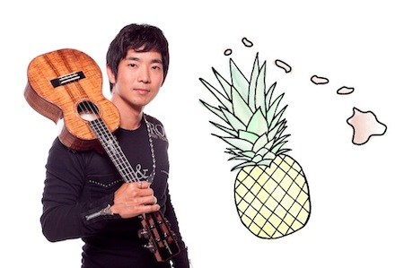 Ukulele Sensation Jake Shimabukuro Picks a New Anthem for Hawaii