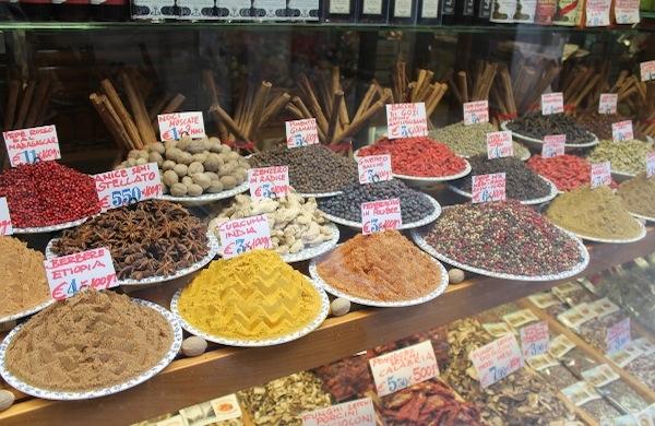 Food shopping, ovvero fare la spesa a Venezia dal mercante