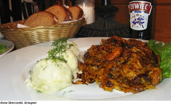 Dish of the Week: Bigos at Smak-Tak Polish Restaurant in Jefferson Park