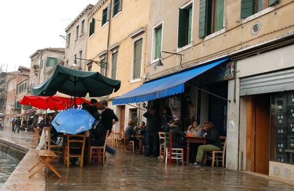 A mangiare al Paradiso Perduto di Venezia, l'osteria veneziana doc