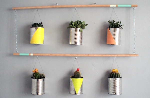 How to Make an Indoor Hanging Garden for Your Apartment