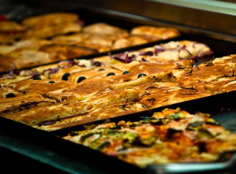 Altero, dove mangiare la pizza al taglio a Bologna