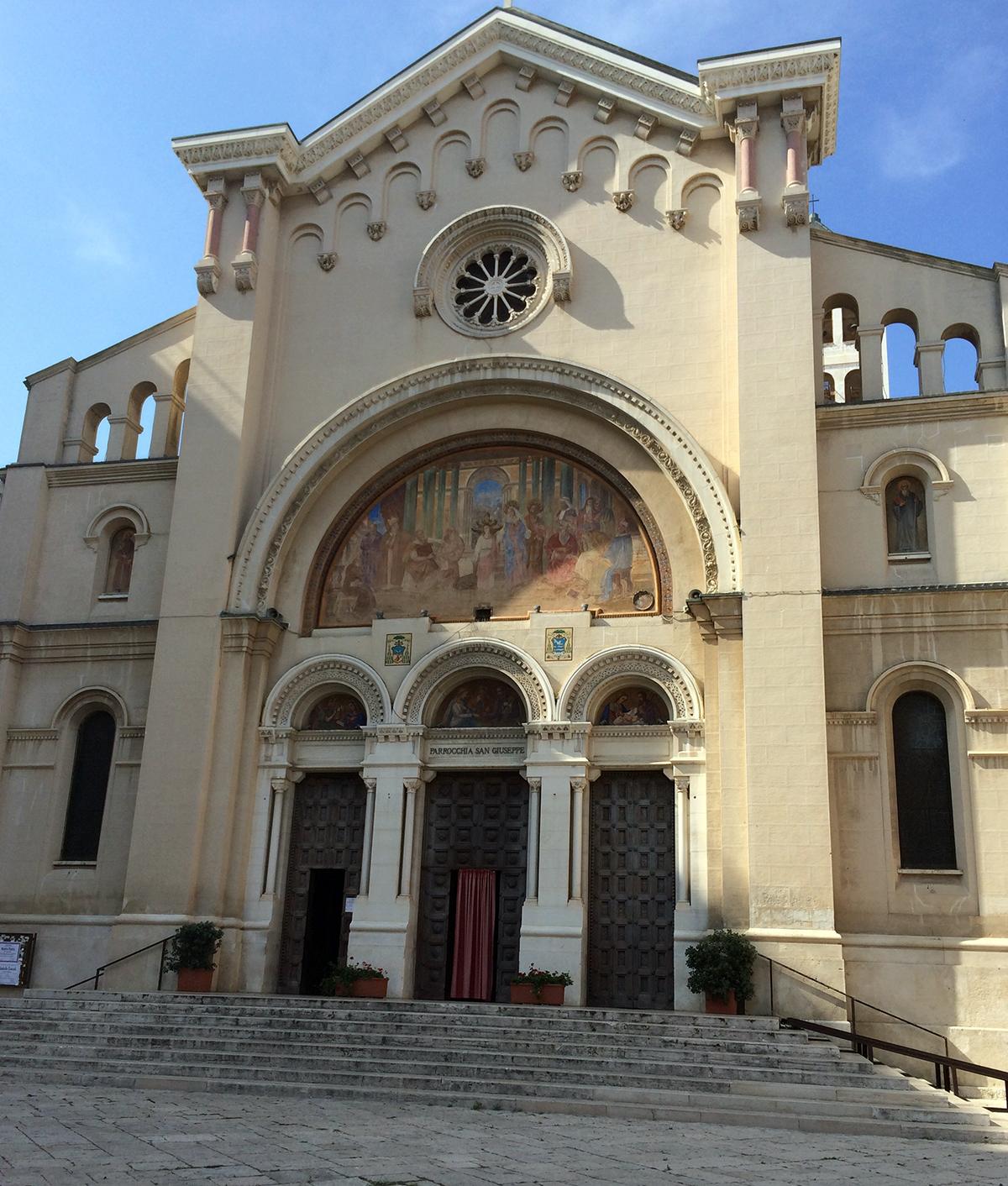 chiesa madonnella bari
