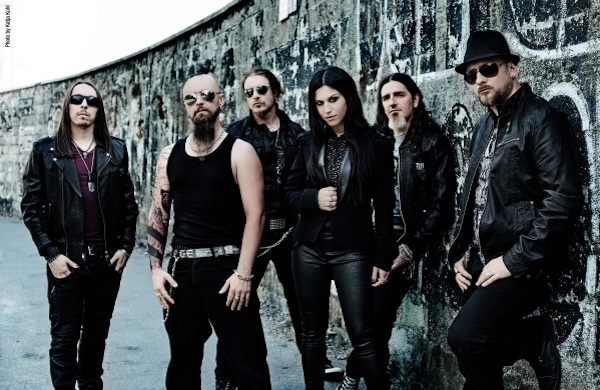 Goth Rockers Lacuna Coil Share Their Favorite Feel-Good Songs