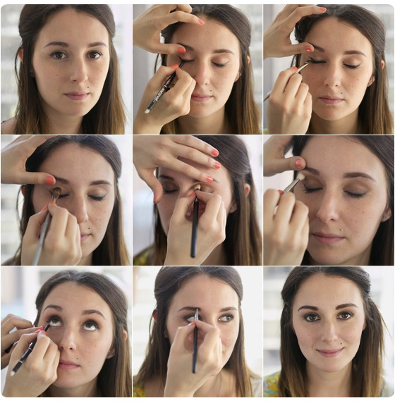 How to Create a Smoky Eye with Makeup Artist Hayley Kassel