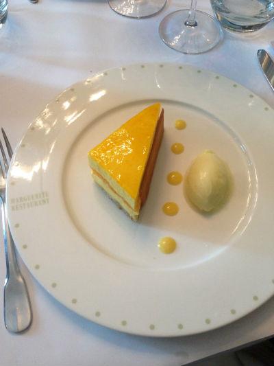 Dessert Marguerite Lyon