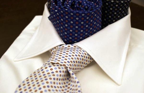Marinella, le cravatte d'autore da Napoli al mondo