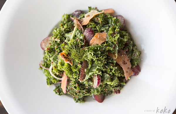 5 Best Kale Salads in Austin