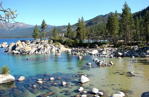 Best Lake Beaches Lake Tahoe