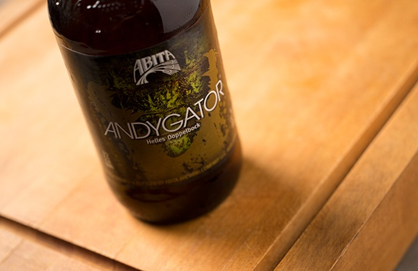 Abita Brewing Company's Andygator: The Martini of Beers