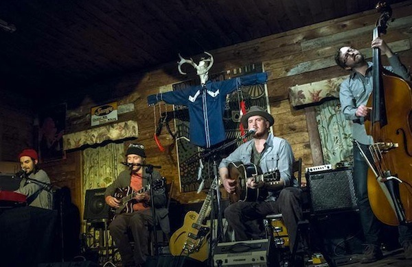 Minneapolis Indie-Folkers The Pines Are Starker Than Prince, More Mysterious Than the 'Mats