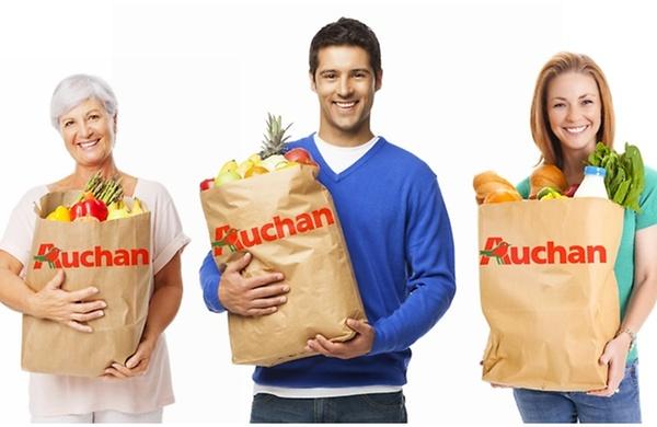 Auchan e groupon per una spesa di qualit for Auchan san rocco al porto
