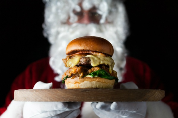 Best Christmas Sandwiches in London - Hawksmoor