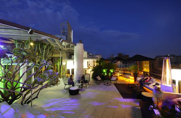 Las mejores terrazas de hoteles de barcelona - Terrazas de barcelona ...