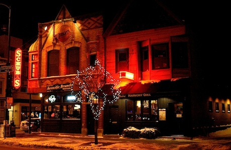 Schubas Tavern: A Former Tied House Turns to Music