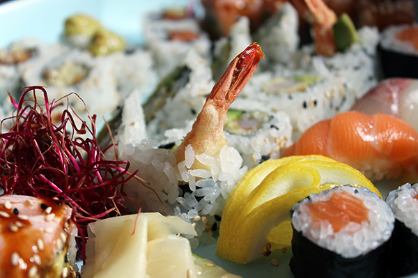 Sushi a Bari: ecco dove andare