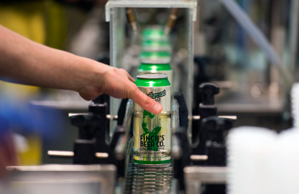 Why Craft Brewers Are Canning Like Crazy