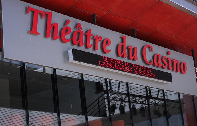 Théâtre du Casino Barrière