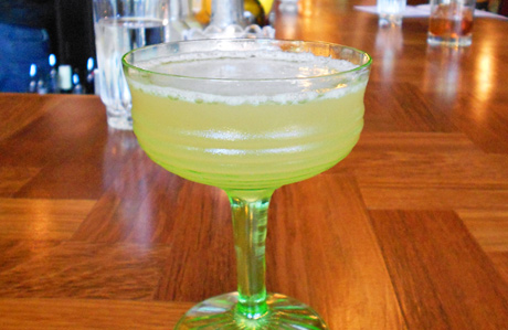 The Thirsty Reporter's Notebook: Grapes, Rice & Wrath at Billy Sunday in Logan Square