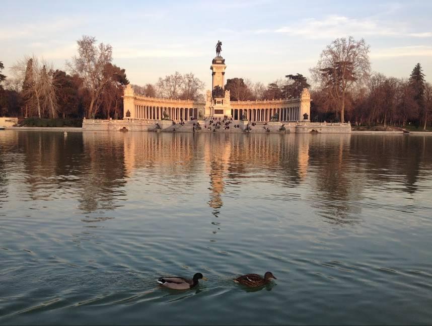 El Parque del Retiro en Madrid: mucho más que un parque