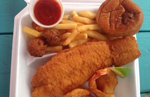 Best Places in Austin to Get Seafood