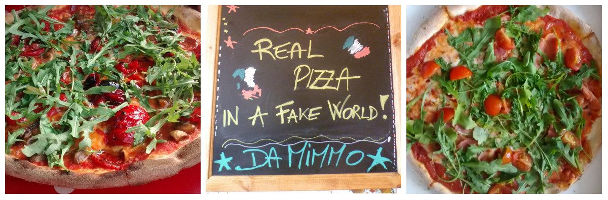 Da Mimmo pizza
