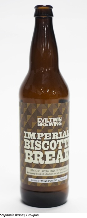 Beer Stalker: Evil Twin Brewing's Imperial Biscotti Break