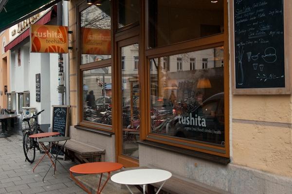 Tushita Teehaus München
