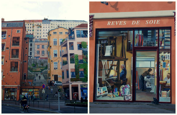Peintures Urbaines : un Art Lyonnais