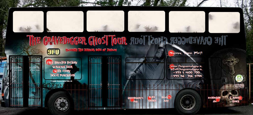 Gravedigger Bus Tour Dublin