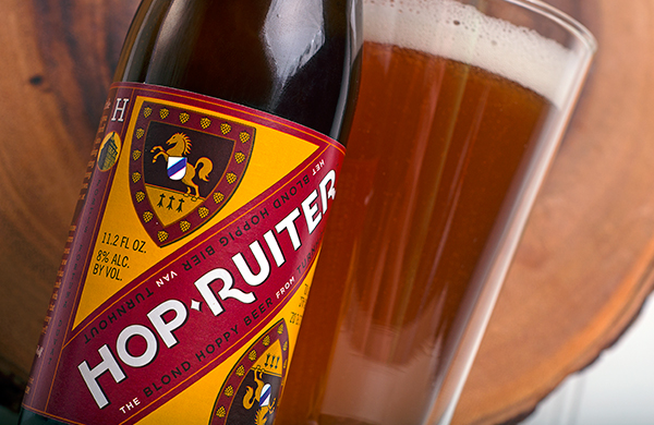 Hop Ruiter Brings Together the Best of the US and Belgium