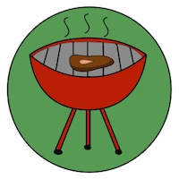 Merit badge grill copy 200c200