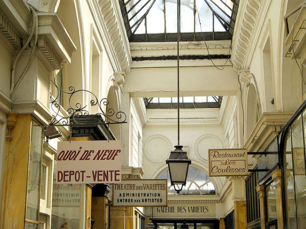 passages couverts paris panoramas © John Althouse Cohen