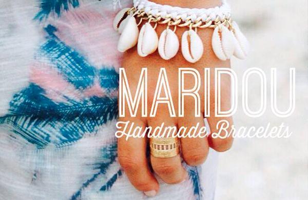 Rencontre avec Marie, la créatrice de bijoux Maridou Bracelets