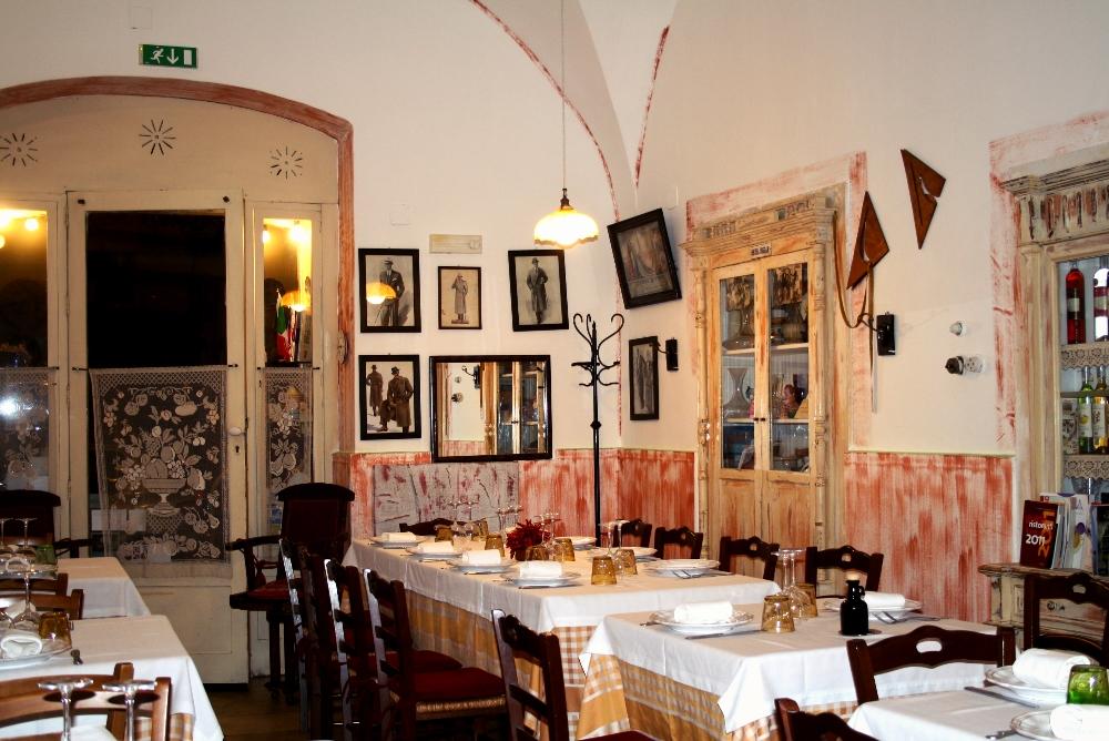 3 ristoranti di Bari dove andare a cena in inverno