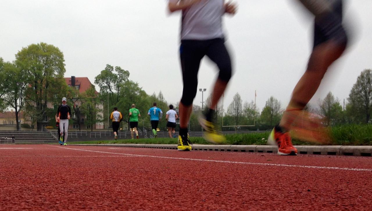 Lauftreffs in München - gemeinsam Joggen macht mehr Spaß