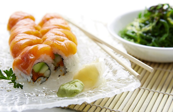 If You Like Sushi and Games of Chance, You'll Love Omakase
